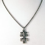 Caravaca Cross Necklace